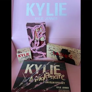 Kylie x a nightmare on elm street complete collection